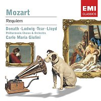 Helen Donath, Christa Ludwig, Robert Tear, Robert Lloyd, Philharmonia Chorus, Philharmonia Orchestra, Carlo Maria Giulini – Mozart: Requiem in D Minor K626