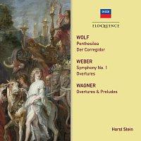Horst Stein, L'Orchestre de la Suisse Romande, Wiener Philharmoniker – Wagner, Weber, Wolf: Orchestral Works