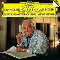 """Royal Concertgebouw Orchestra, Leonard Bernstein – Schubert: Symphonies Nos.5 & 8 """"Unfinished"""""""