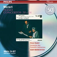 Clara Haskil, Orchestre des Concerts Lamoureux, Igor Markevitch – Mozart: Piano Concertos Nos.20 & 24