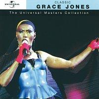 Přední strana obalu CD Classic Grace Jones