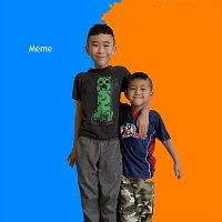 Přední strana obalu CD Meme