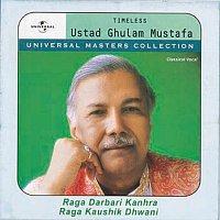 Přední strana obalu CD Universal Masters Collection Ustad Ghulam Mustafa Khan