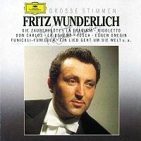 Fritz Wunderlich – Grosse Stimmen - Fritz Wunderlich