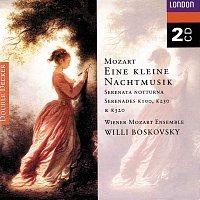 Wiener Mozart Ensemble, Willi Boskovsky – Mozart: Eine Kleine Nachtmusik; Serenata Notturna etc.