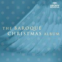Přední strana obalu CD The Baroque Christmas Album