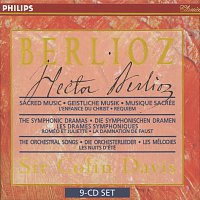 Sir Colin Davis, London Symphony Chorus, London Symphony Orchestra – Berlioz: Sacred Music, Symphonic Dramas & Orchestral Songs