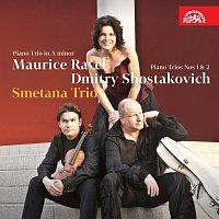 Přední strana obalu CD Ravel & Šostakovič: Klavírní tria