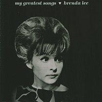 Přední strana obalu CD My Greatest Songs