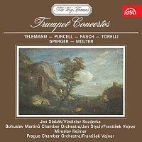 Vladislav Kozderka, Jan Slabák – Telemann, Purcell, Fasch, Torelli, Sperger, Molter: Koncerty pro trubku