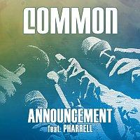 Common – Announcement [International Explicit Version]