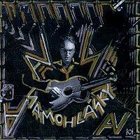 Přední strana obalu CD Samohlásky