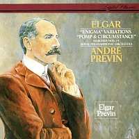 André Previn, Royal Philharmonic Orchestra – Elgar: Enigma Variations; Pomp & Circumstance Marches Nos. 1-5