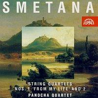 Panochovo kvarteto – Smetana: Smyčcové kvartety č. 1 a 2