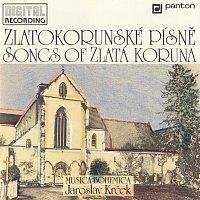 Musica Bohemica, Jaroslav Krček – Zlatokorunské písně