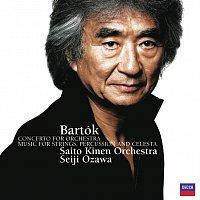 Přední strana obalu CD Bartok: Concerto for Orchestra / Music for Strings, Percussion & Celeste