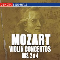 USSR State Symphony Orchestra – Mozart: Violin Concertos No. 2 and 4