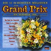Různí interpreti – Die 15 schonsten Melodien vom Grand Prix der Volksmusik 1998