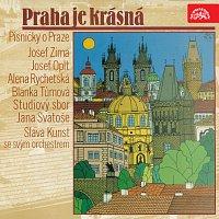 Sláva Kunst se svým orchestrem – Praha je krásná