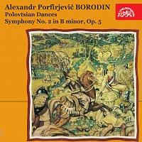 Česká filharmonie/Václav Smetáček – Borodin: Polovecké tance, Symfonie č. 2 h moll