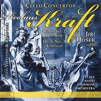 Jiří Hošek – Cello concertos