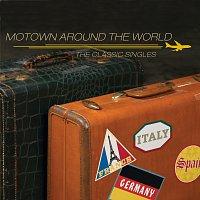 Přední strana obalu CD Motown Around The World: The Classic Singles
