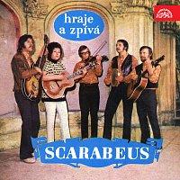 Přední strana obalu CD Hraje a zpívá Scarabeus