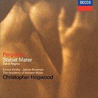Emma Kirkby, James Bowman, The Academy of Ancient Music, Christopher Hogwood – Pergolesi: Stabat Mater; Salve Regina