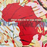 Přední strana obalu CD Uraggan Andrew and The Reggae Orthodox