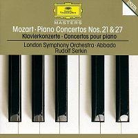 Rudolf Serkin, London Symphony Orchestra, Claudio Abbado – Mozart: Piano Concertos Nos.21 K.467 & 27 K.595