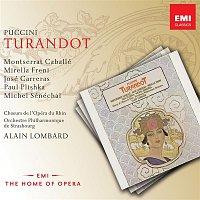 Choeurs de l'Opéra du Rhin, Orchestre Philharmonique De Strasbourg, Alain Lombard – Puccini - Turandot