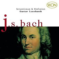 Gustav Leonhardt, Johann Sebastian Bach – Bach:  Inventionen & Sinfonien, BWV 772-801