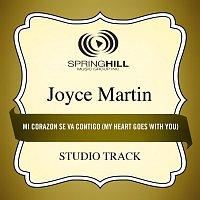 Joyce Martin Sanders – Mi Corazon Se Va Contigo (My Heart Goes With You)