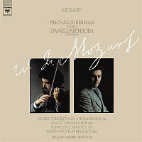 Daniel Barenboim, Wolfgang Amadeus Mozart, English Chamber Orchestra, Pinchas Zukerman – Mozart:Concerto No. 2 in D Major for Violin and Orchestra, K. 211 & Other Works (Remastered)