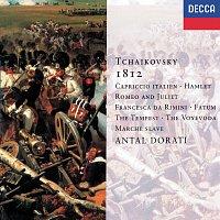 Antal Dorati, National Symphony Orchestra Washington, Detroit Symphony Orchestra – Tchaikovsky: Overtures and Tone Poems