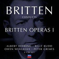 Benjamin Britten – Britten conducts Britten: Opera Vol.1