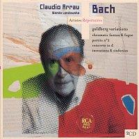 Claudio Arrau, Wanda Landowska – Bach: Piano & Harpischord Music