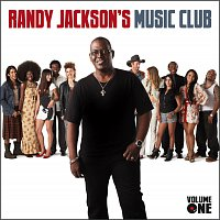 Přední strana obalu CD Randy Jackson's Music Club, Volume One