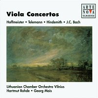 Hartmut Rohde, Georg Philipp Telemann – Hoffmeister/Telemann/Hindemith/J.C. Bach: Viola Concertos