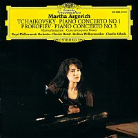 Martha Argerich, Royal Philharmonic Orchestra, Charles Dutoit, Claudio Abbado – Tchaikovsky: Piano Concerto No.1 / Prokofiev: Piano Concerto No.3