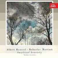 Novákovo kvarteto – Roussel, Martinů: Smyčcové kvartety