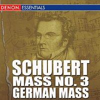 Hans Gillesberger, Franz Schubert, Vienna Chamber Choir – Schubert - Mass No. 3 - German Mass