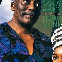 Přední strana obalu CD Portraits Of Thelonious Monk