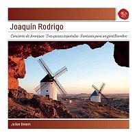 Julian Bream, Joaquín Rodrigo – Joaquin Rodrigo: Concierto de Aranjuez; Tres piezas espanolas; Fantasía para un gentil hombre  - Sony Classical Masters