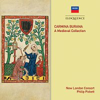Philip Pickett, New London Consort, Michael George, Catherine Bott, Tessa Bonner – Carmina Burana
