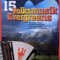 Hubert Klausner – 15 Volksmusik Evergreens