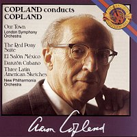 Aaron Copland – Copland: Our Town, The Red Pony, El Salon Mexico