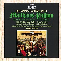 Munchener Bach-Chor, Munchener Bach-Orchester, Karl Richter – J.S. Bach: St. Matthew Passion – CD