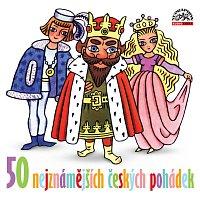 Různí interpreti – 50 nejznámějších českých pohádek