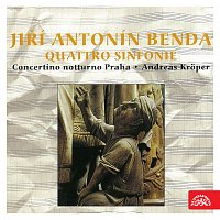 Concertino notturno Praha/Andreas Kröper – Benda: Symfonie č. 1, 5, 8, 11